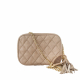 Monk Leather, Charlotte cross body bag, camel, Product image 01