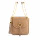 Monk Leather, Jordan shoulder bag, Camel, Product image 01